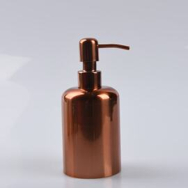 Rose Gold Toilet Brush Holder