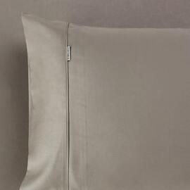 400 Thread Count Standard Pillow Case White