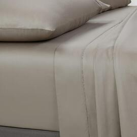 400 Thread Count Sheet set Taupe King Bed