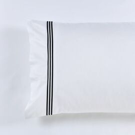 1000 Thread Count Black Standard Pillowcase (PAIR)