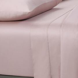 400TC 50cm Fitted Sheets Queen
