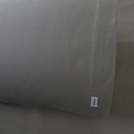 Bamboo 600 Thread Count 50cm Sheet Sets Taupe