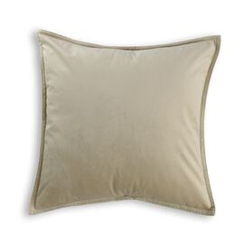 Velvet Cushion Square Linen