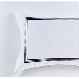 King Size Pillowcase -1000 Thread Count Navy