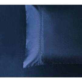 1000 Thread Count King Size Pillowcase Navy