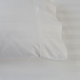 1200 Thread Count 50cm Sheet Sets White