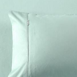 King Size Pillow Case - 400 Thread Count Sage