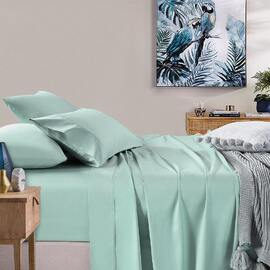 400 Thread Count Sheet set Sage
