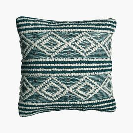 Easton Cushion - Emerald