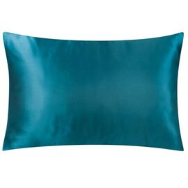 Satin Pillowcase Aqua