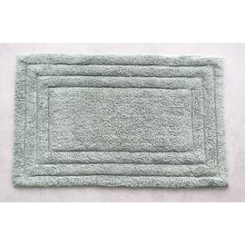 Cotton Bath Mat Green