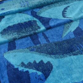 Beach Towel Shark