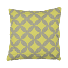 Candace Cushion Yellow