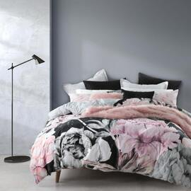 Carmen Musk Quilt Cover Set [SIZE: King Bed]