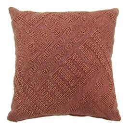 Dune Orange Cushion