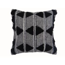 Adan Black Cushion