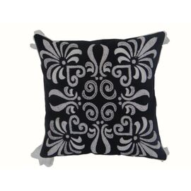 Destin Charcoal Cushion