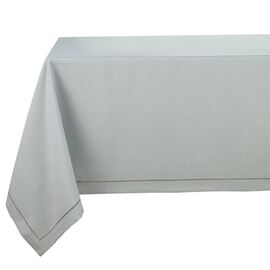 Langham Plain Table Cloth Grey