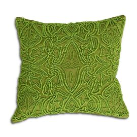 Pearl Green Cushion