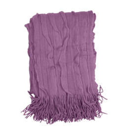 Ripple Throw Lilac