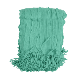 Ripple Throw Smoke Green
