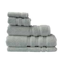 Cotton Towel Range Duck Egg