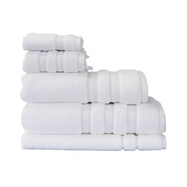 Cotton Towel Range White