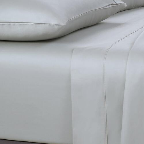 400 Thread Count Mega King Bed Sheet set Silver