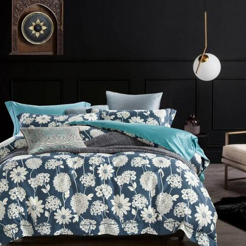 Boston Quilt Cover Set [SIZE: King Bed]