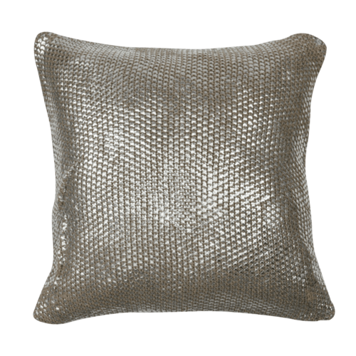 Seedstitich Metallic Cushion Stone